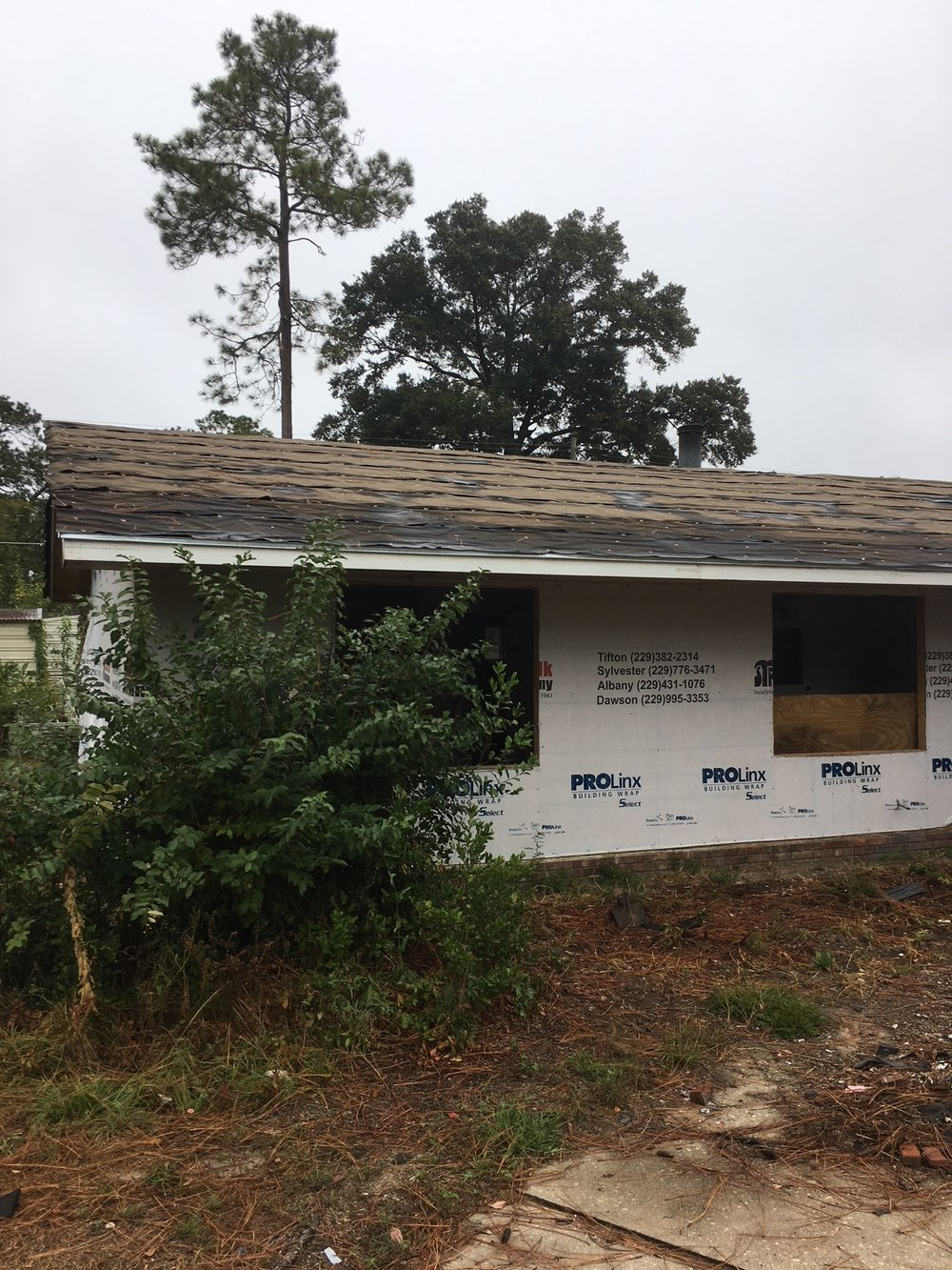 albany roof repair in progress.JPG