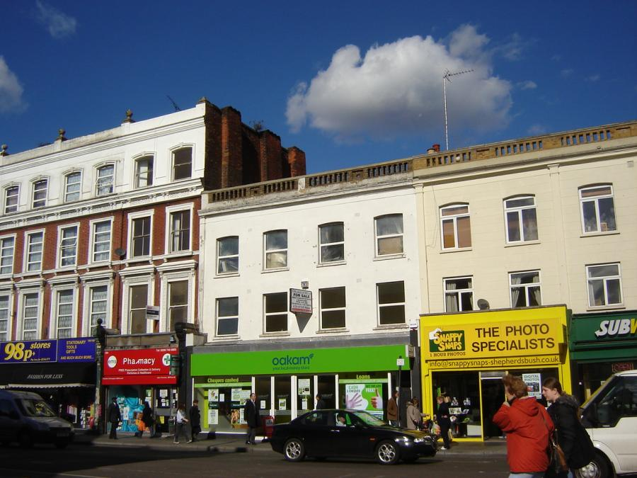 Party Wall Agreement With 6 Parties Shepherds Bush