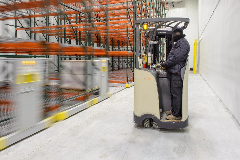 ActivRAC Material Handling System