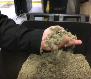 Organic Waste-Fuel