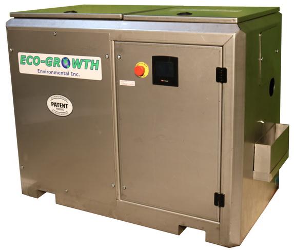 EGOR - Eco Growth Organic Reactor