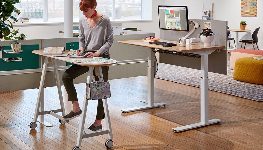 A Moveable Computer Desk That Retains You Nicely Organized Work_Options.jpg