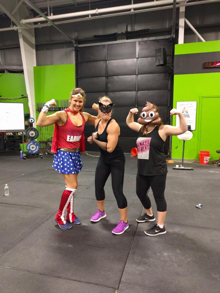 Wonder Woman, Fit Kitty, Poop Emoji. Classic trio.