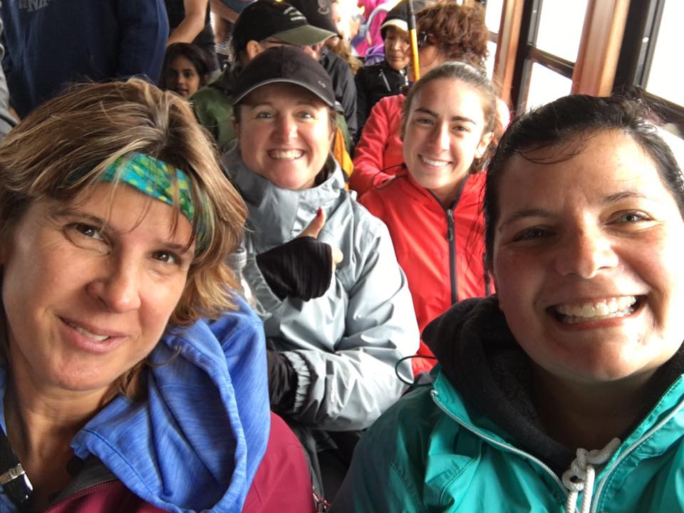The highlight of this weekend was these four ladies conquering Mt. Washington in rather harsh conditions. Cheers, ladies, you earned every inch of that mountain!