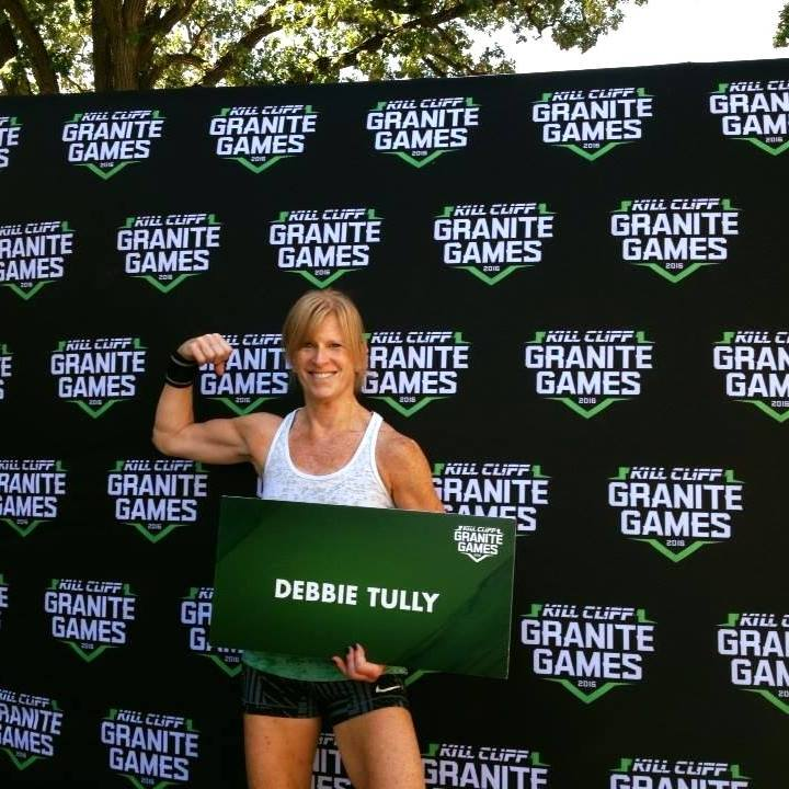 Guess who's going back to the Granite Games for round two!? This gal!