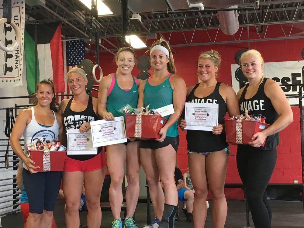 Congrats ladies!