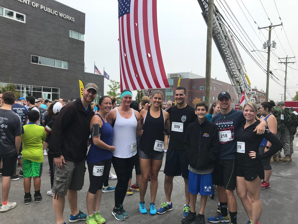 Missing a couple of faces but CFE was well represented Sunday at the Footrace For The Fallen. Manchester PD hosted an event to be proud of!