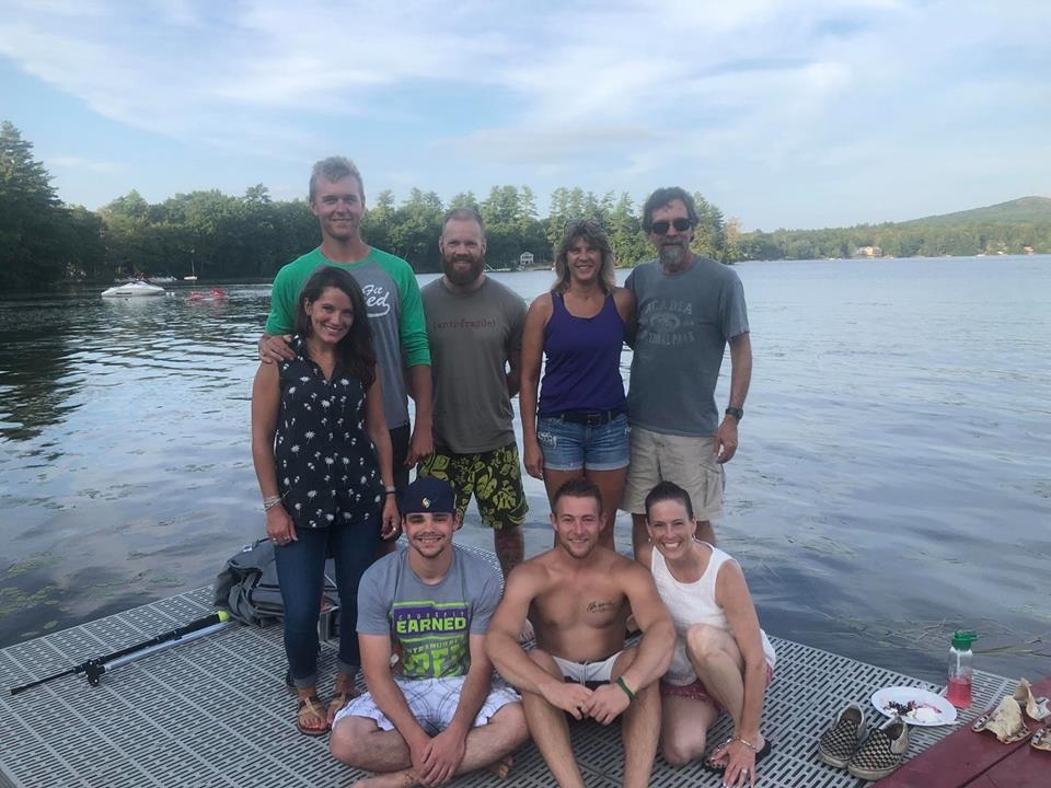 A wonderful day at the Holt's House bidding farewell to Summer '18. (Thank you guys for hosting!)