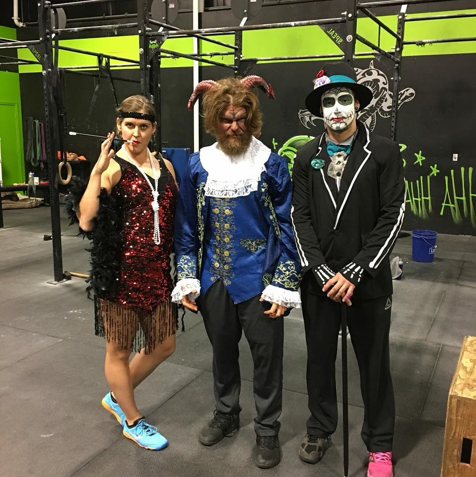 Start planning your costumes - this years Costume WOD is on Saturday, 10/27 from 10am-Noon!
