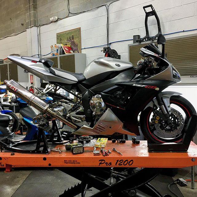 #Yamaha #r1 #yzfr1 #sportbike