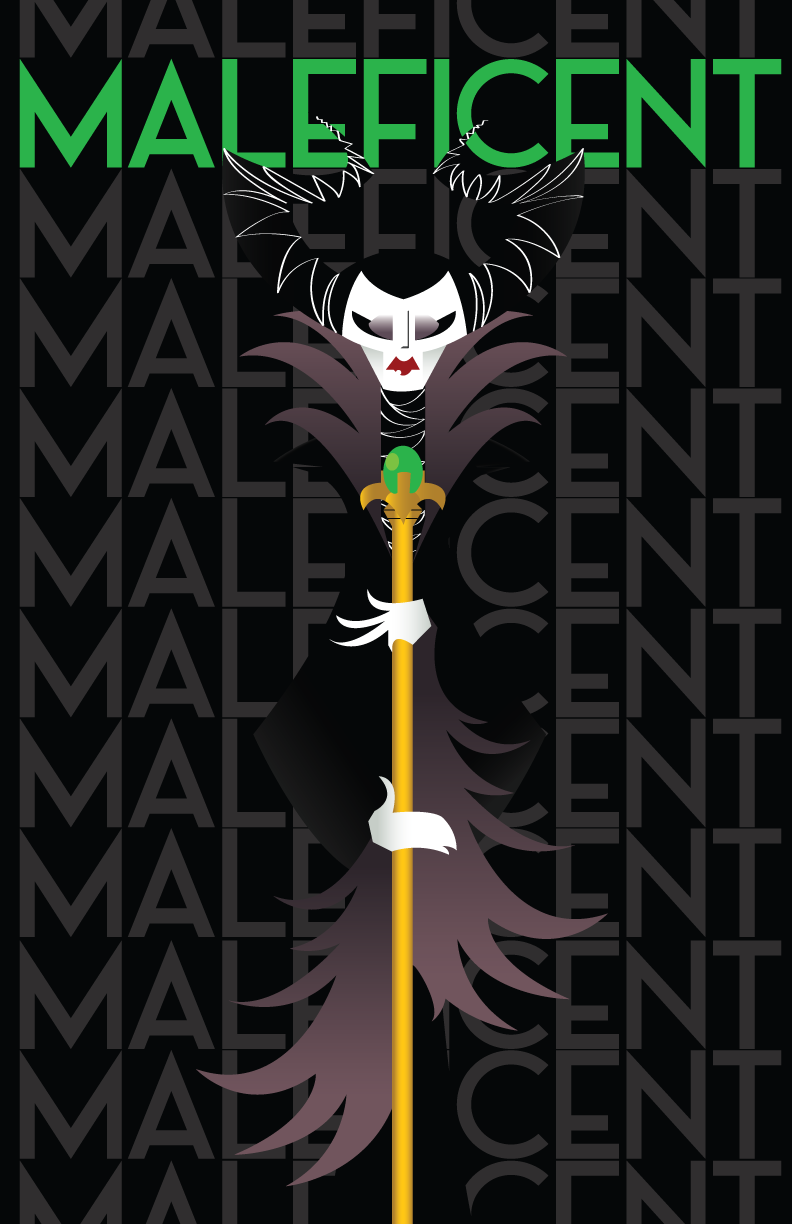 SLEEPING BEAUTY: MALEFICENT