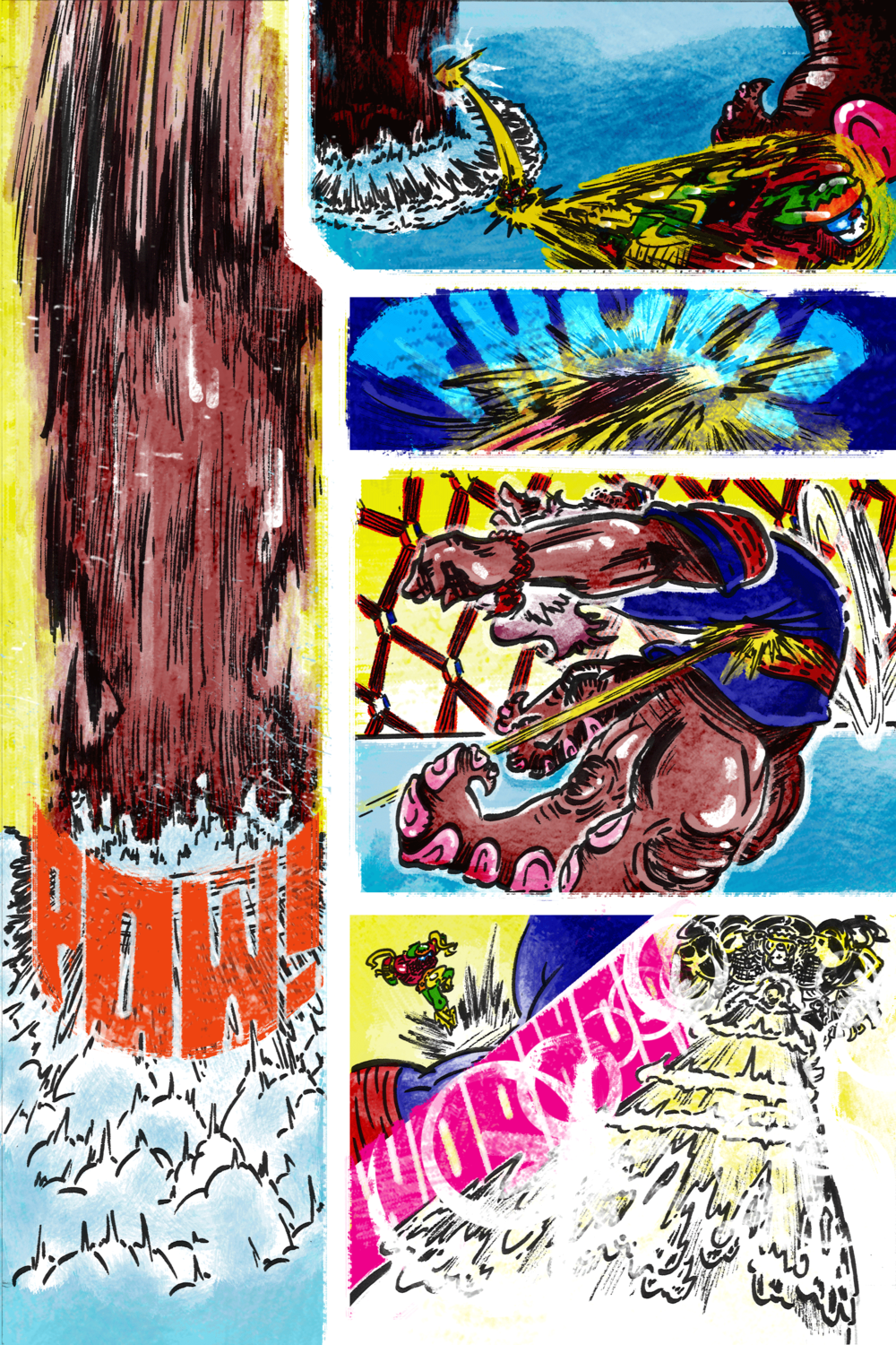 HAMLET-MANIA, ISSUE 01: PAGE 3