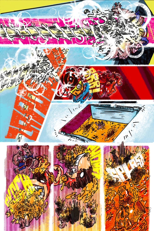 HAMLET-MANIA: PAGE 4