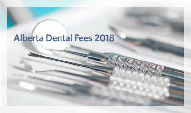 Alberta Dental Fee Guide.