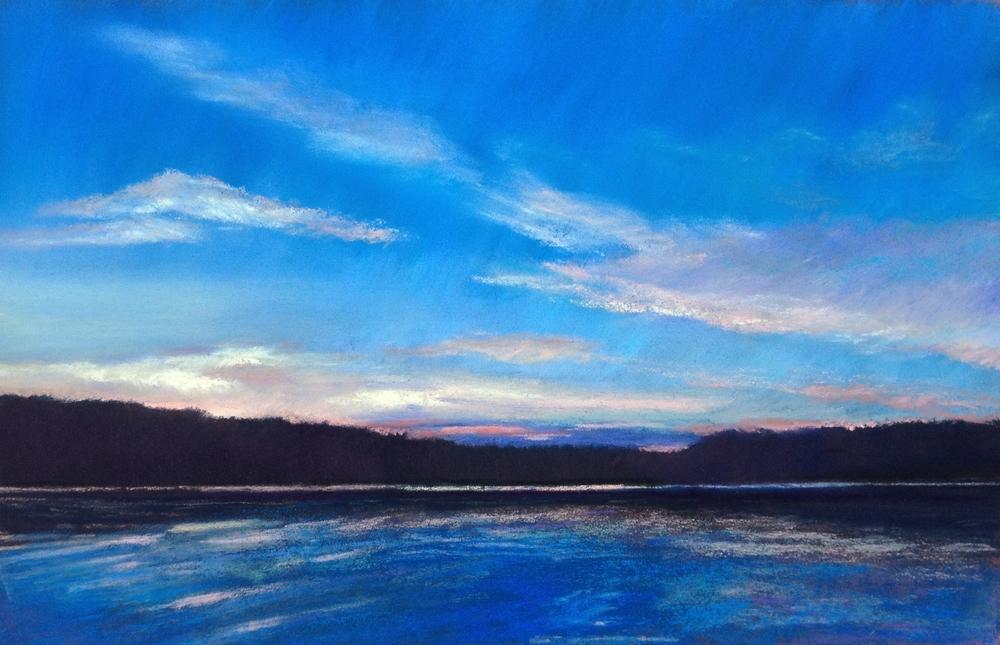 Sunset on Grand Lake