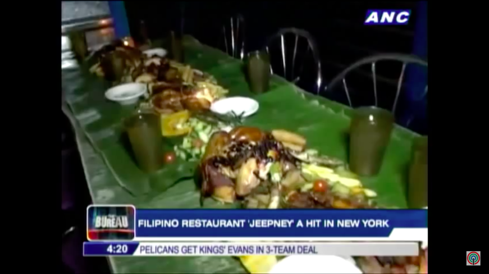 Filipino Restaurant Jeepney a Hit in New York You just have to try these by yourself.