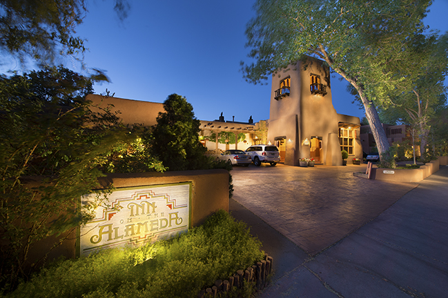 Inn on the Alameda is one of the highest rated small Inns in Santa Fe. Choose this option for $949 when you sign up before December 1st.