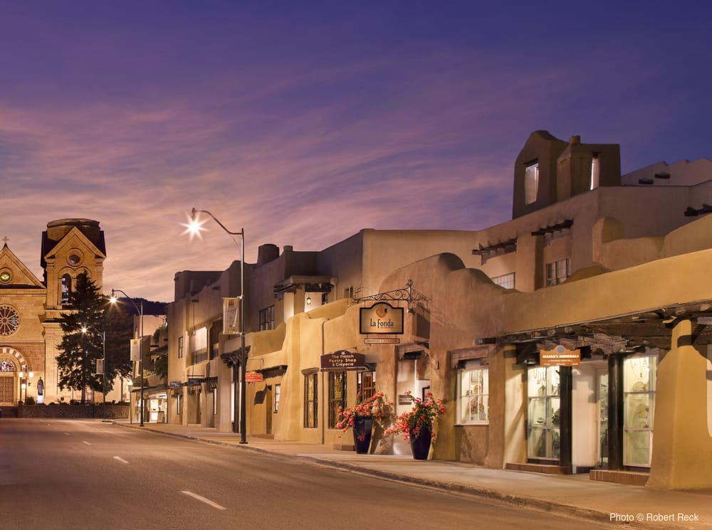 La Fonda on the Plaza is one of the highest rated full service Hotels in downtown Santa Fe.Choose this option for $1299 when you sign up by December 1st.