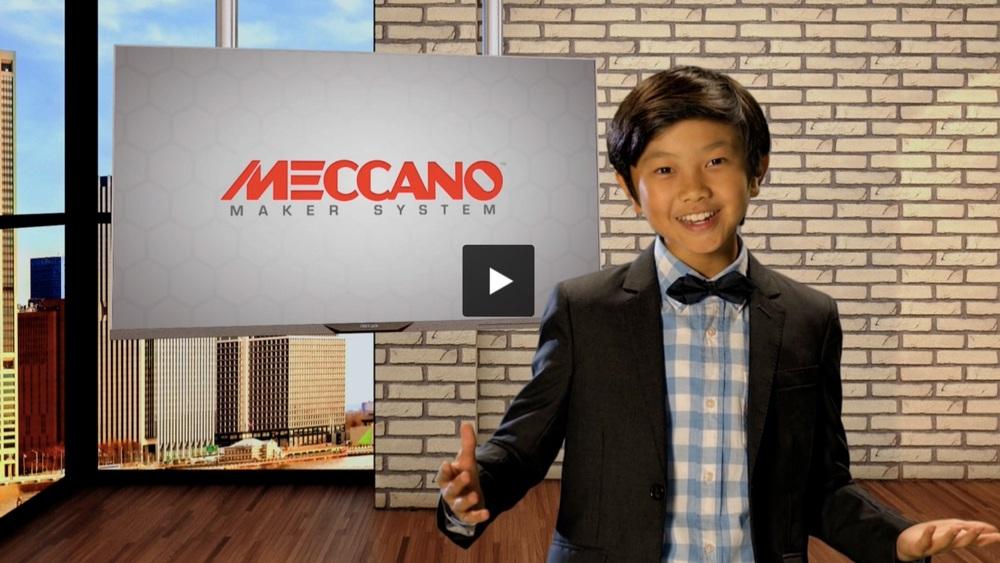 Cartoon Network +Meccano