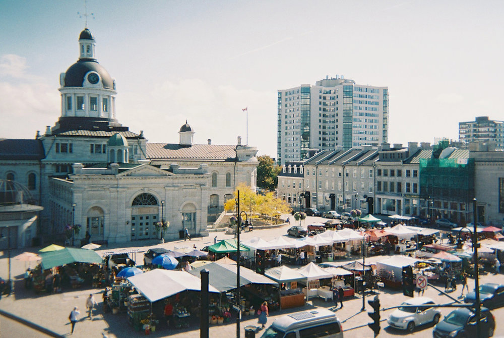 Kingston — Travelling Again