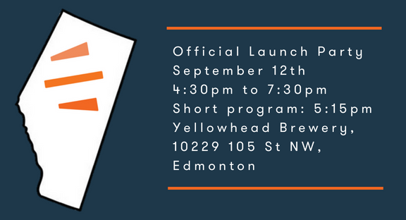 Edmonton Launch Party