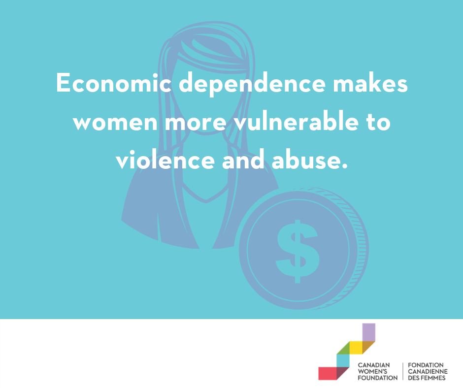 Source:  Canada Women's Foundation Facebook Page