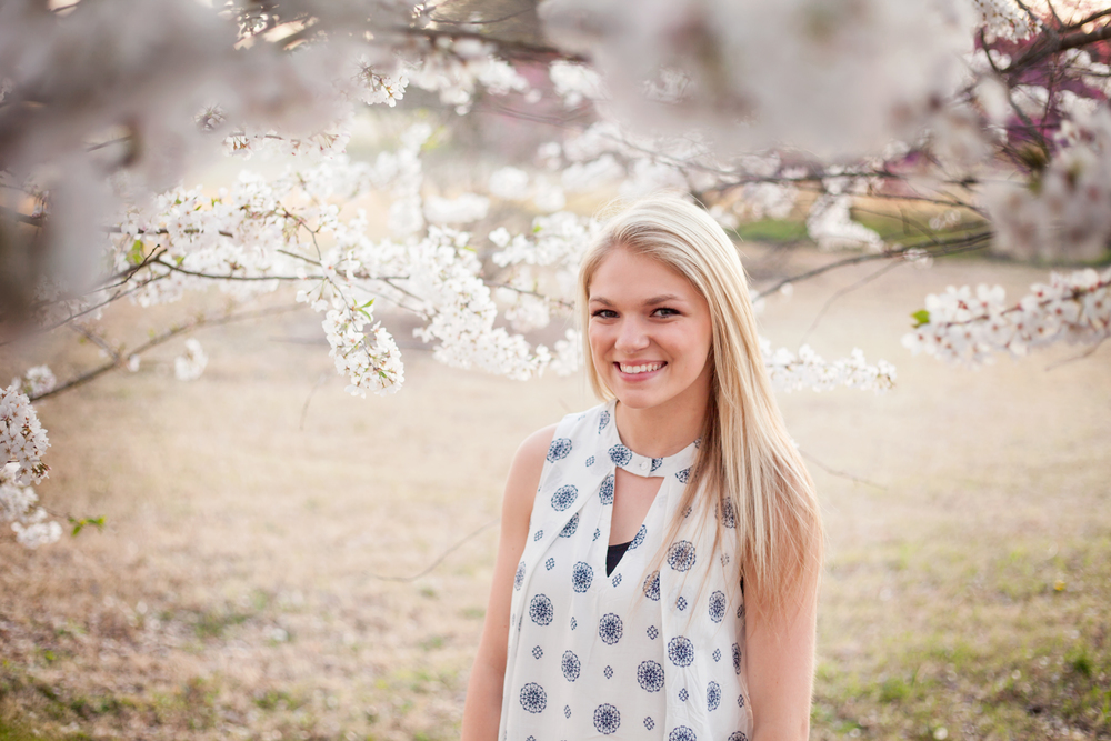 Danielle Senior Rep 2016