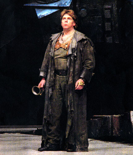 Siegfried – Deutsche Oper, Berlin