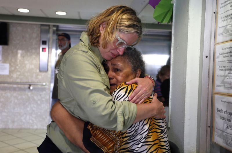 San Juan's Mayor Carmen Yulin Cruz