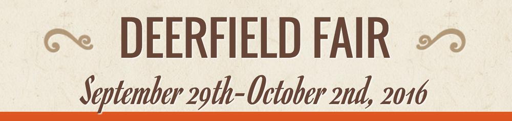 Deerfield Fair Thistle's All Natural
