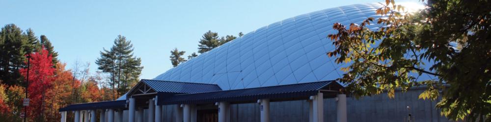 NH Dome The Great NE Craft Fair