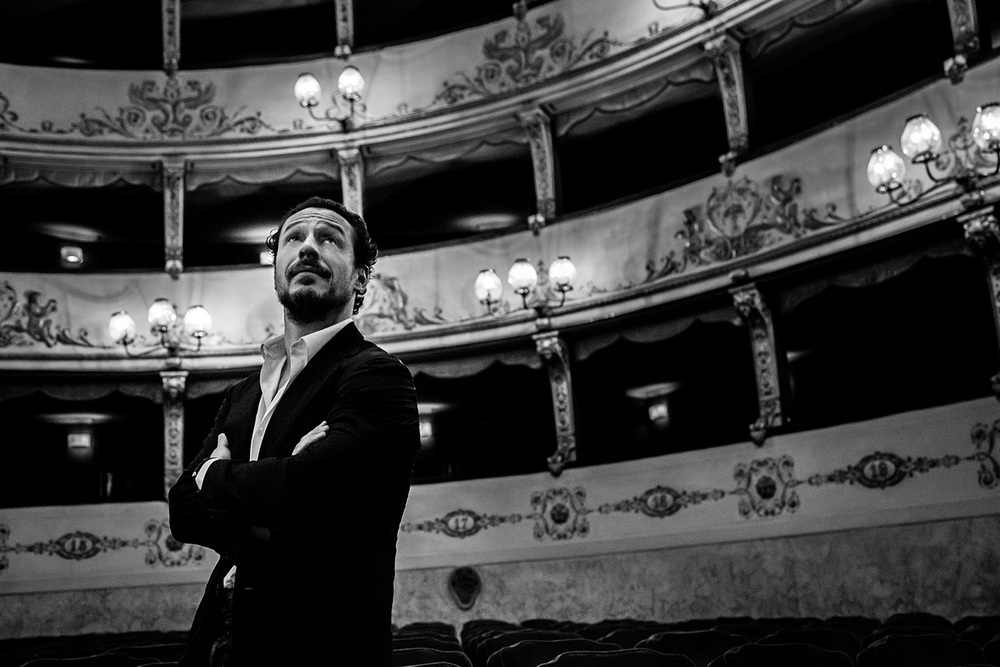 STEFANO ACCORSI - Actor