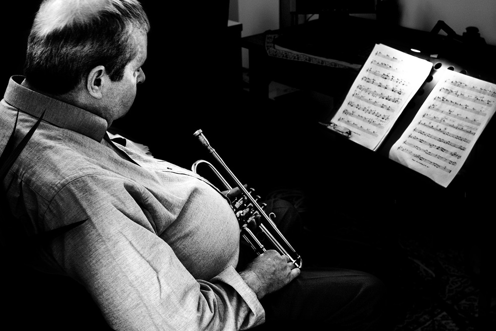 KENNY WHEELER - Trumpet Player, composer