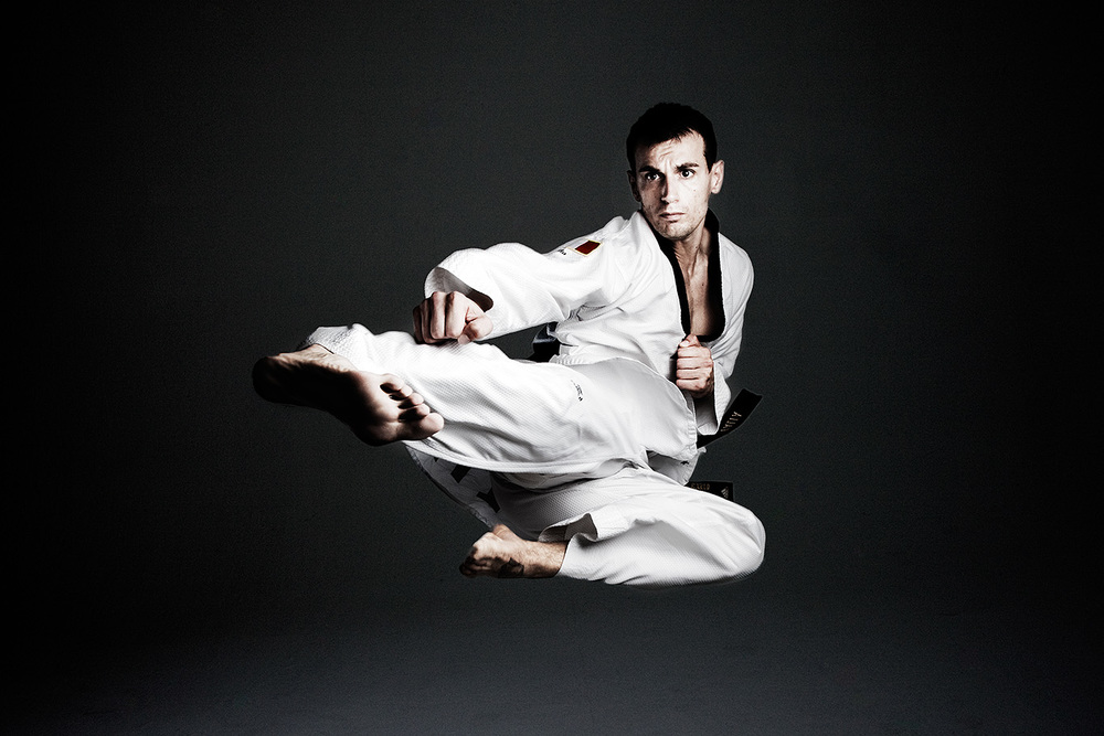 CARLO MOLFETTA - 2010 Taekwondo European Champion