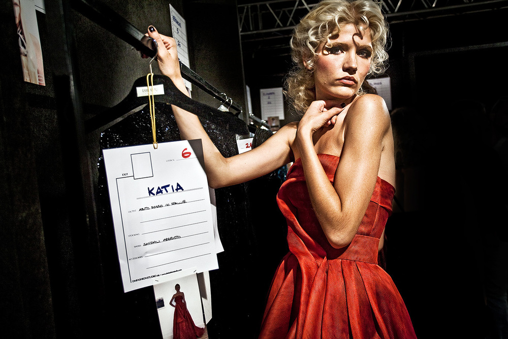 RAMI AL ALI - Fashion Show