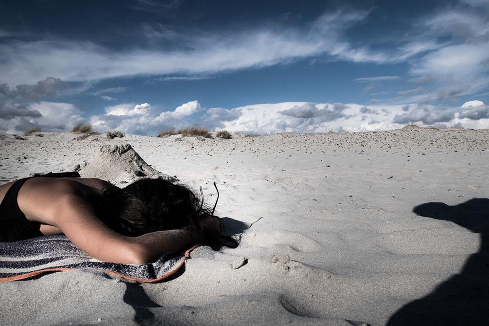 DREAMING - Teulada Beach, Sardinia