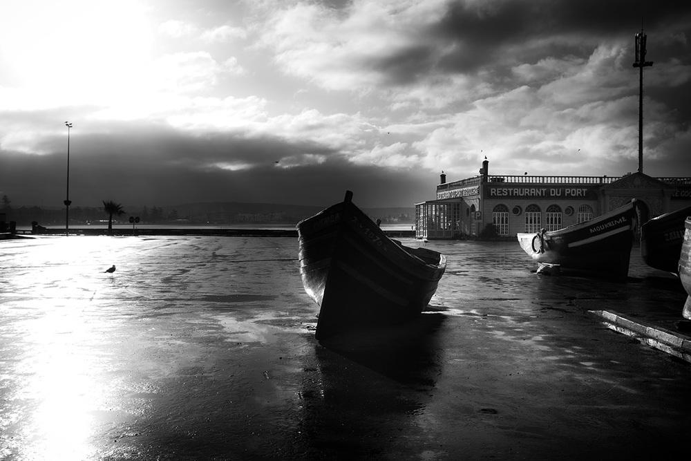 RESTAURANT DU PORT - Essaouira