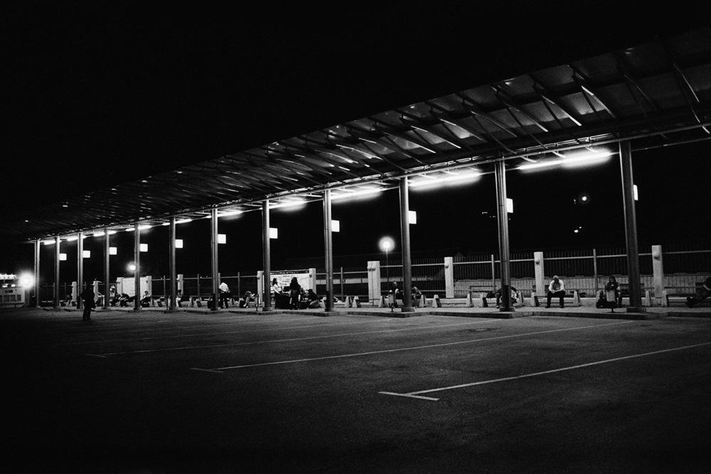 BUS STATION - Sofia
