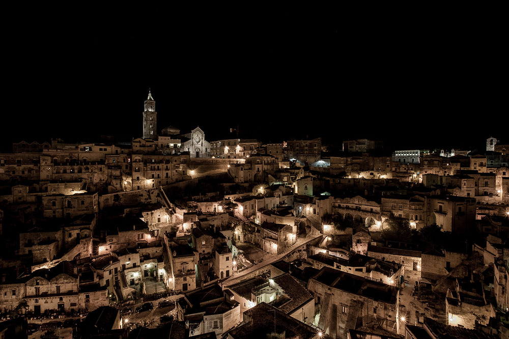 THE CITY OF STONES - Matera