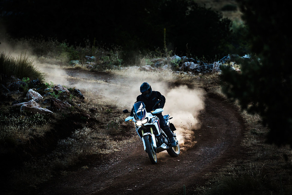 HONDA - 2016 Africa Twin's Campaign