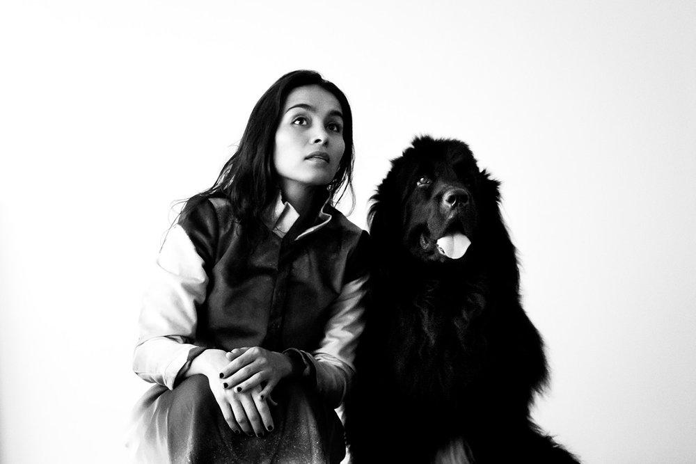 VENUZ WHITE (and Cosmo) - Visual Artist