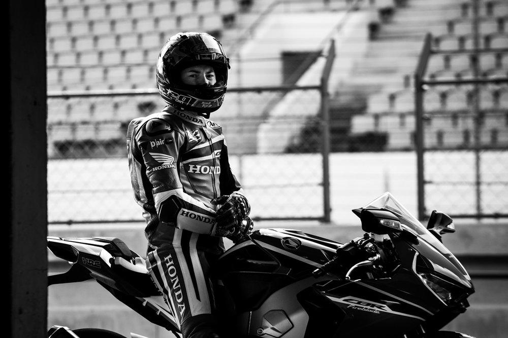 NICKY HAYDEN - Motorcycle racer