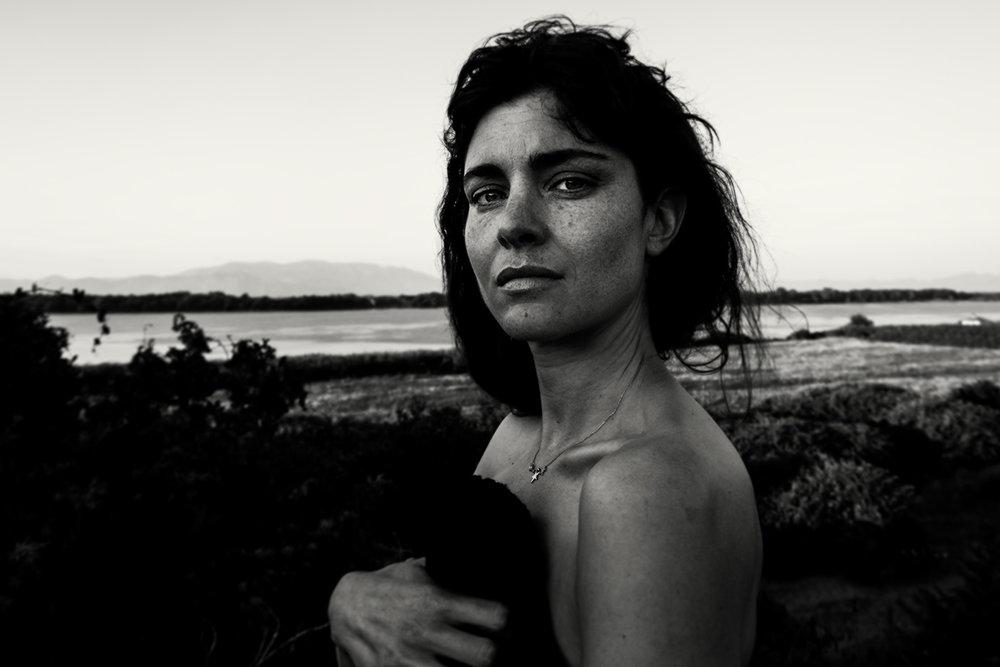 VITTORIA PUCCINI - Actress