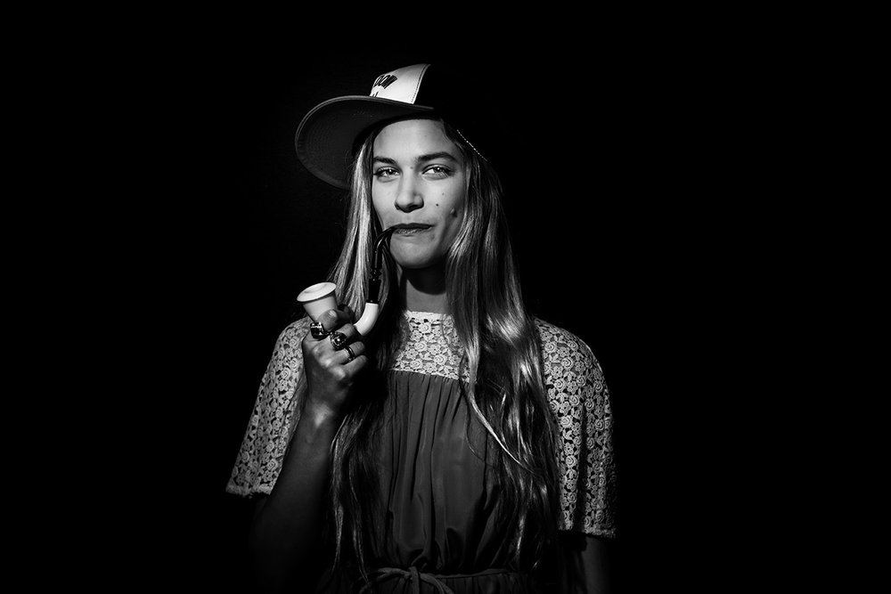 TEA FALCO - Actress