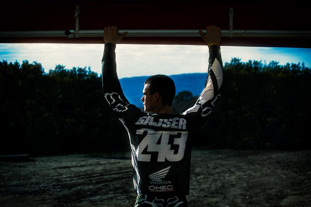 TIM GAJSER -2016 MX1 Motocross World Champion