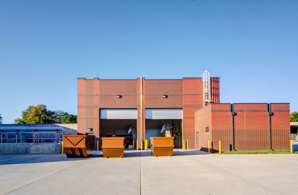 South Omaha Industrial Area Lift Station |  Omaha, NE   View Gallery »
