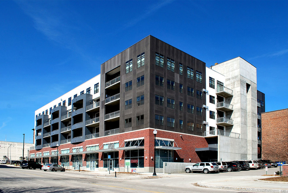 jLofts  |   Omaha, NE   View Gallery »