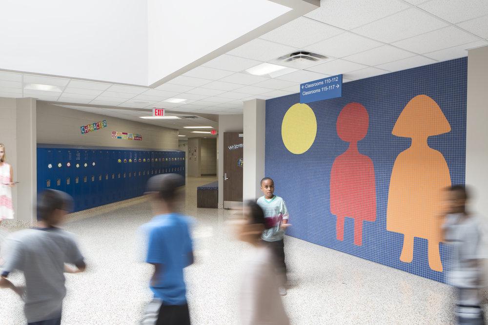 Sunny Slope Elementary |  Omaha, NE    View Gallery »
