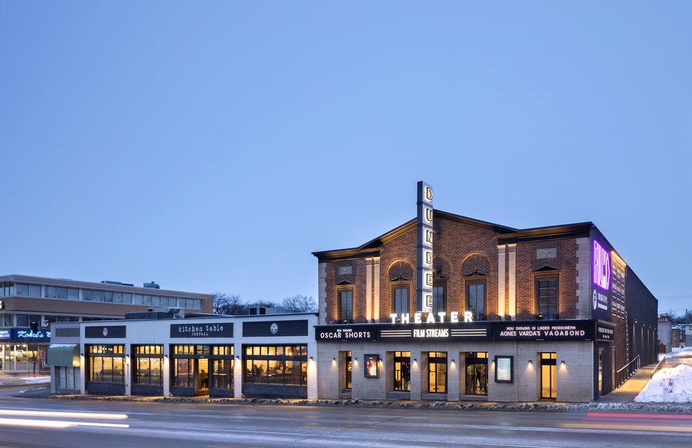Film Streams Dundee |  Omaha, NE   View Gallery »