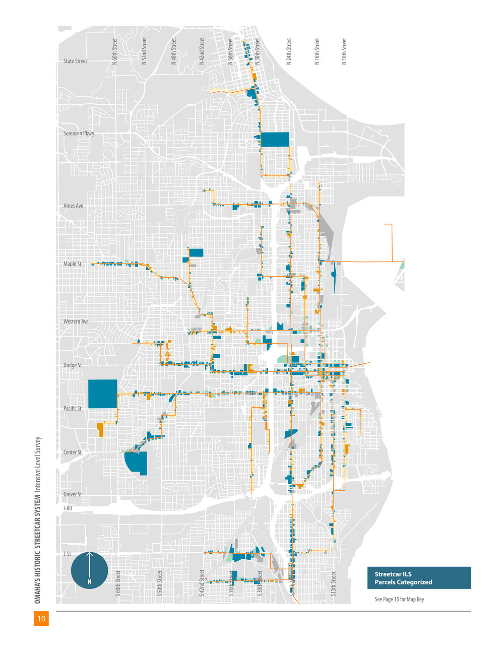 Streetcar ILS Parcels Categorized